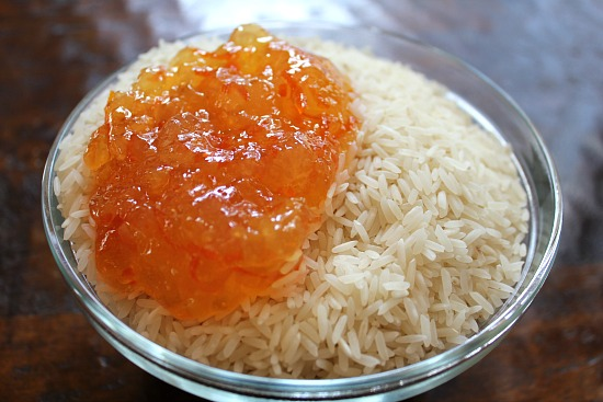 rice cooker recipes orange rice