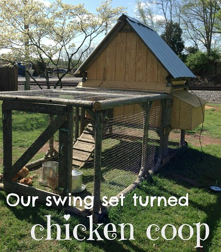 Cool chicken coop designs and chicken stories of 2013 for Cool chicken coop plans