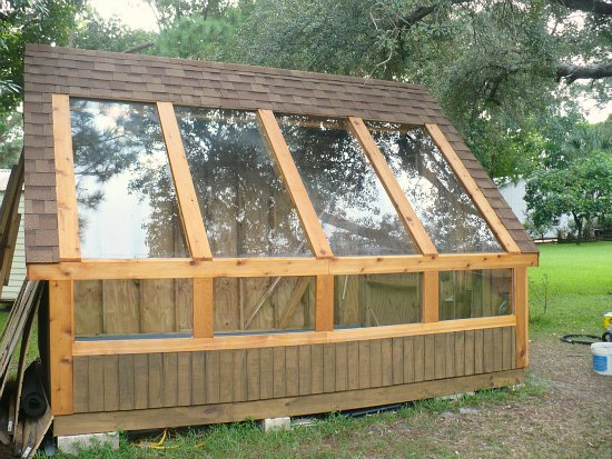 DIY greenhouse build your own