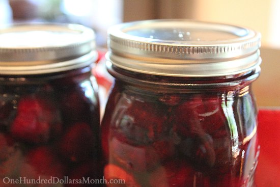 Canning 101 - How to Can Cherry Pie Filling