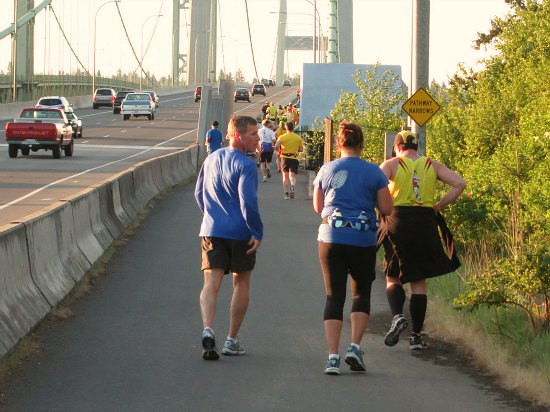 marathon pacers