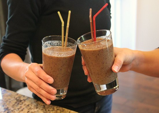 power smoothies recipe