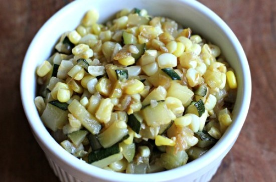 Easy-Corn-Recipes-Summer-Corn-with-Zucchini-and-Onions