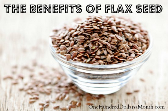 The Benifits of Flax Seed