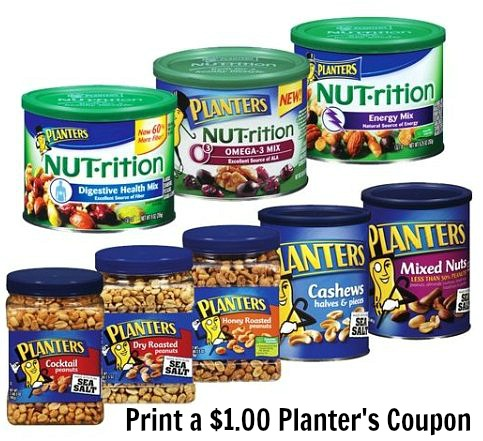 planters nuts coupon