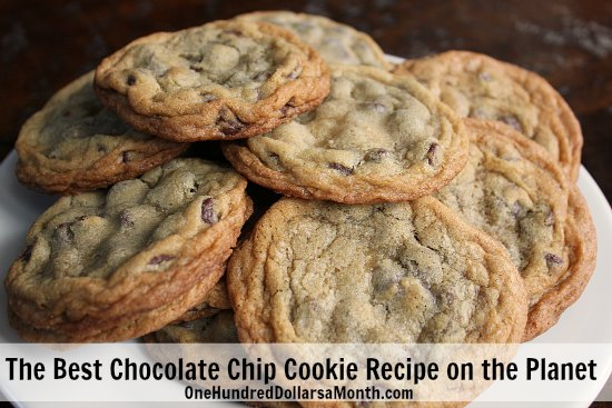 the best chocolate chip recipe