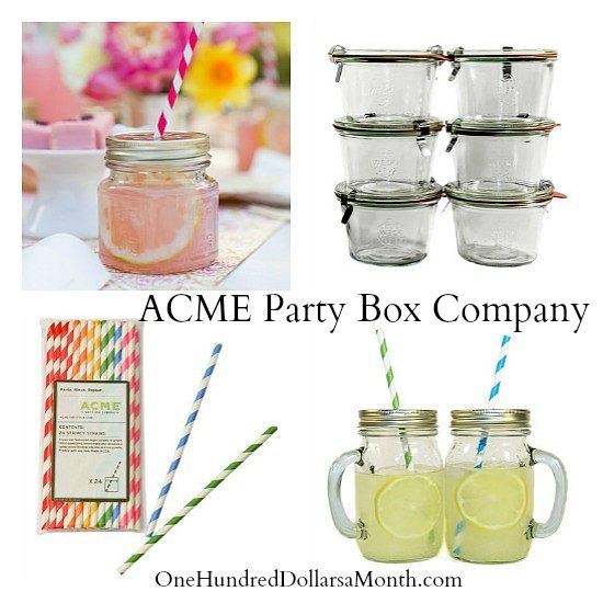 ACME Party Box Company