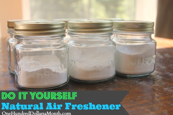 DIY Homemade Natural Air Freshener