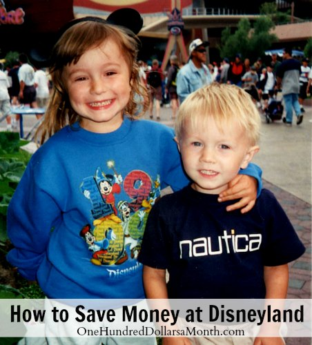 How to Save Money at Disneyland