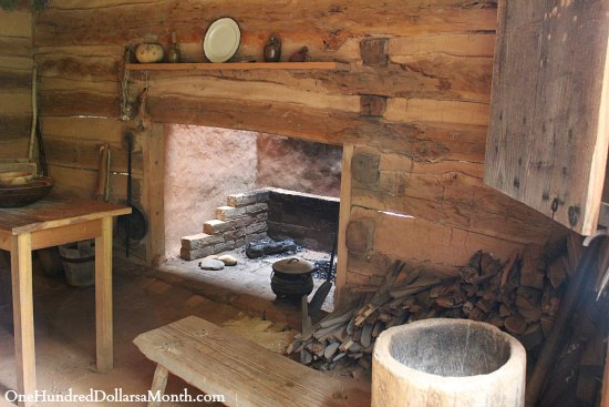 Slave Cabin George Washington Mount Vernon