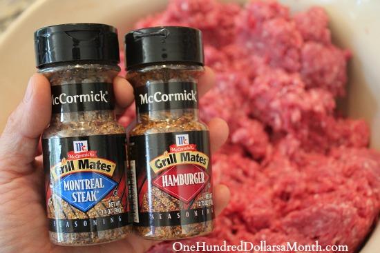 Mc Cormick Seasoning