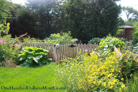 curtis garden gate