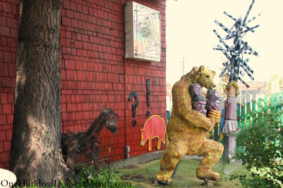 dick and jane's spot bear