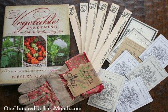 colonial Williamsburg cookbook