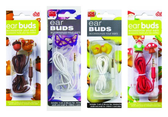 fun ear buds
