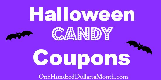 halloween candy coupons