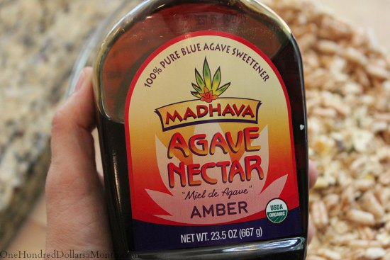 madhave agave nectar