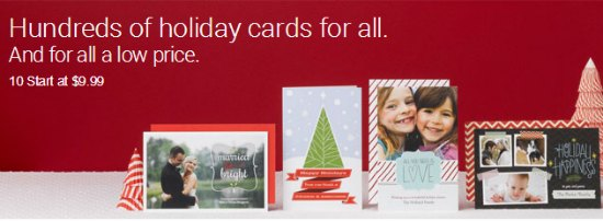 Vistaprint cards coupon