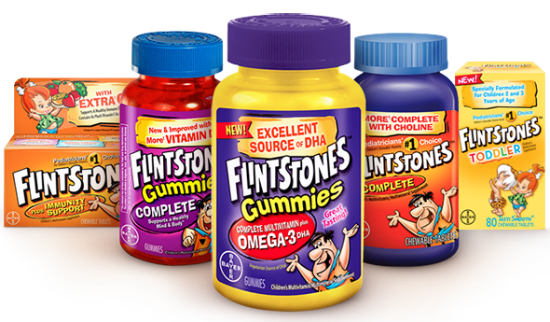 Flintstones Multivitamin or Supplement coupon