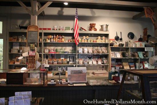 Walton Mountain Museum Ike Godsey's Store