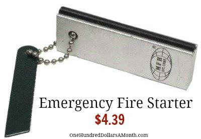 emergency-fire-starter