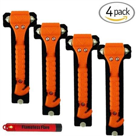 emergency hammers seat belt cutters