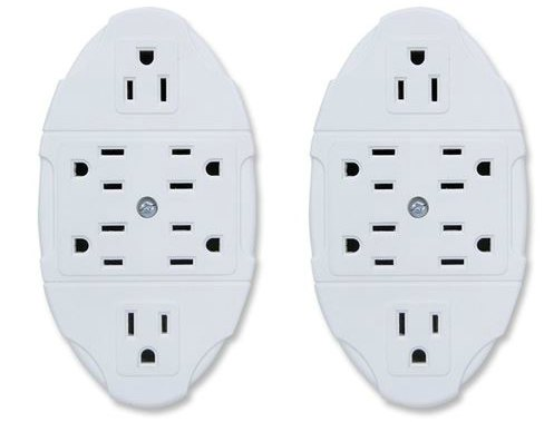 2 way outlet multipliers