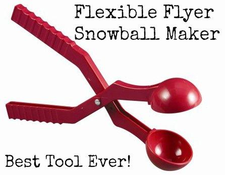 Flexible Flyer Snowball Maker