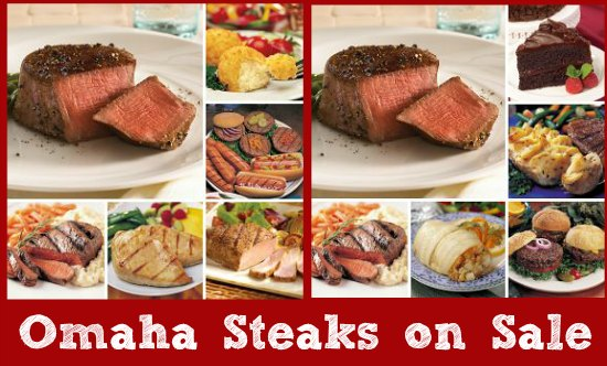 Omaha steak sale