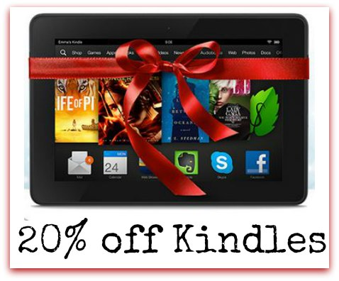 kindle coupon code