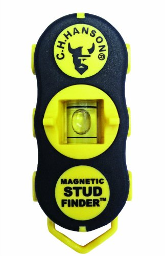 Hanson C H 03040 Magnetic Stud Finder