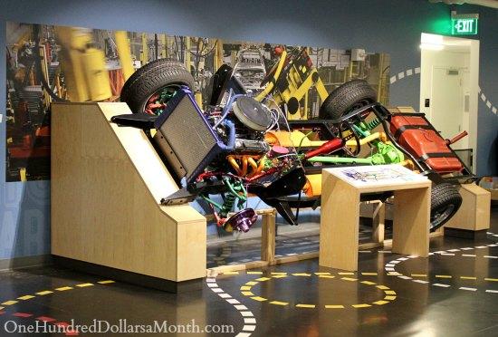 LaMay Car Museum in Tacoma