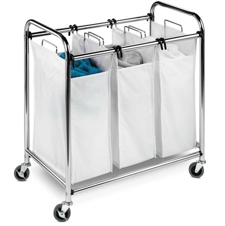 heavy duty triple hampers