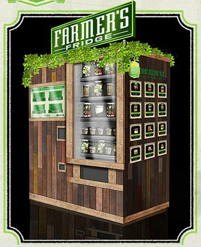 the farmer's fridge
