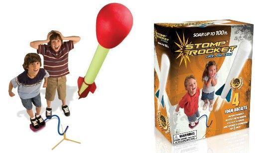 Untstomp rockets