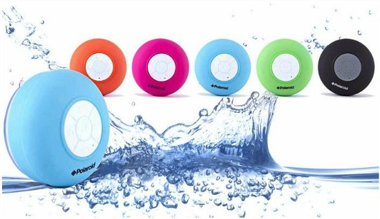 poloride shower speakers