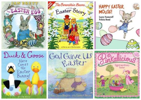 easter books for children