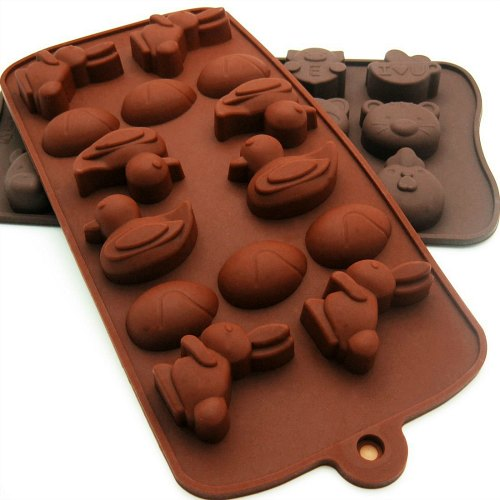 easter chocolate molds