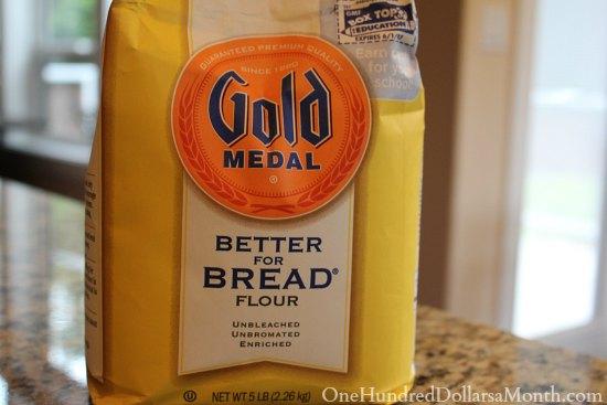 gold medal bread flour