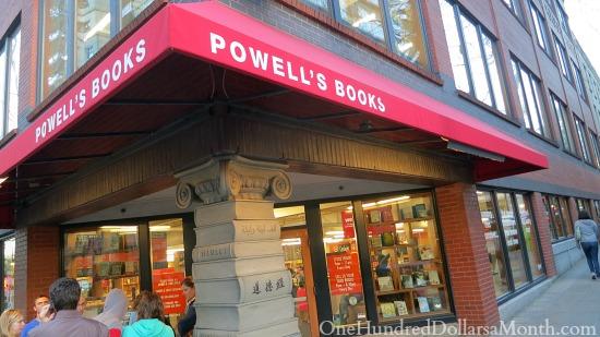 Powells Bookstore