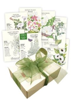 botanical interests seed collections