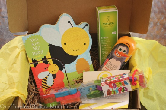Citrus Lane Get A Box Of Cool Baby Care Items For Only 14 Shipped