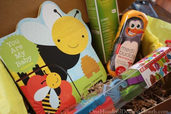 citrus lane gift box