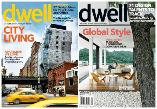 Discount Mags Is Offering A 1 Year Subscription To Dwell Magazine For Only  $4.99 A Year When You Use Code MAVIS At Checkout. This Deal Will Expire  Tonight ...