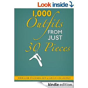 1000 outfits from just 30 pieces