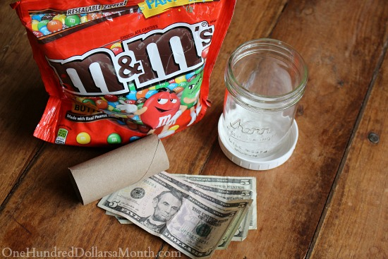Care Packages for College Students - Money