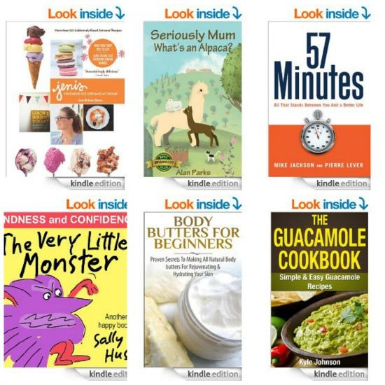 free amazon kindle books