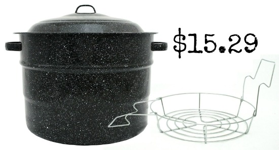 granite ware canner deals