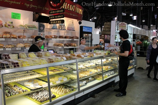 Lancaster Central Market  bakery