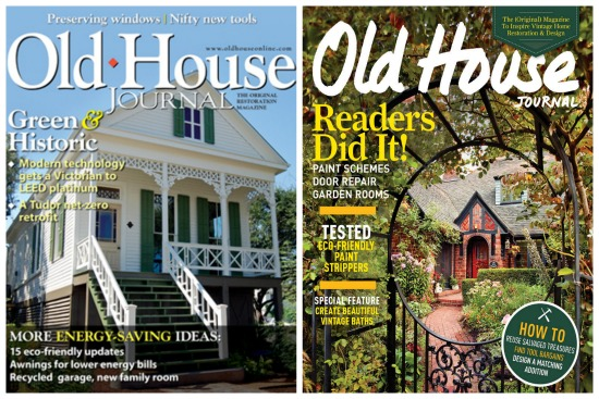 old house magazine